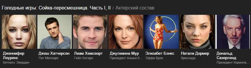 Фильм «Голодные игры: Сойка-пересмешница» 2014 года