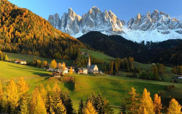 Фильмы, которые были сняты в альпийских горах