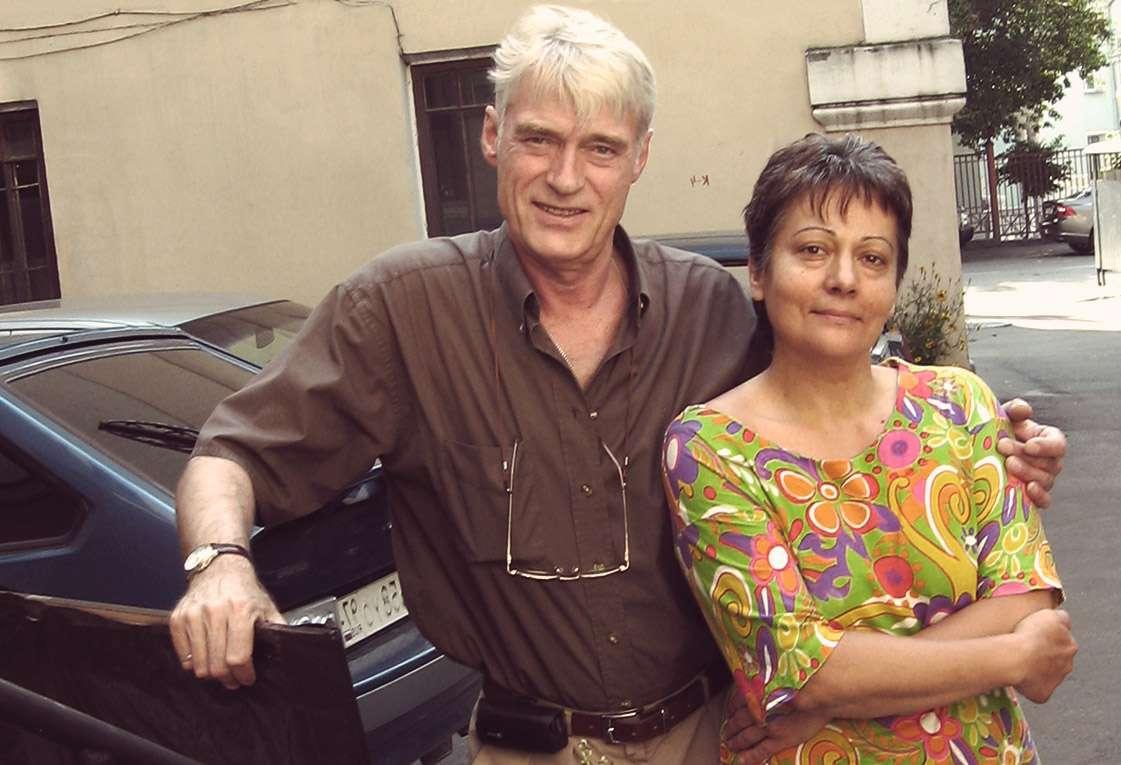 Семья, жена, дети Щербакова Бориса Васильевича