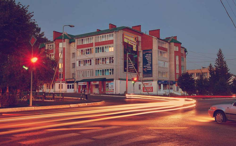 мой город дюртюли фото